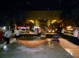 Open Air Market at the Resort on Friday night!